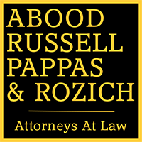 Abood, Russell, Pappas, & Rozich Law Firm Logo